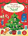 Mon grand livre d'autocollants - Noël par Jatkowska