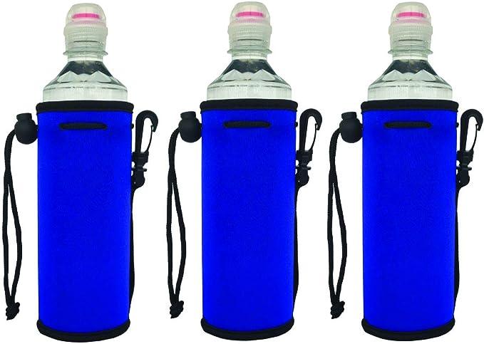 AZSOLO Sport Water Bottle Cover Neoprene Insulator Sleeve Bag Case Pouch For