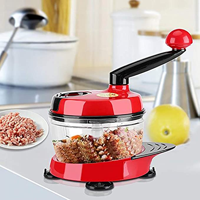 H&RB Manual de Cocina 2L Procesador de Alimentos Licuadora ...