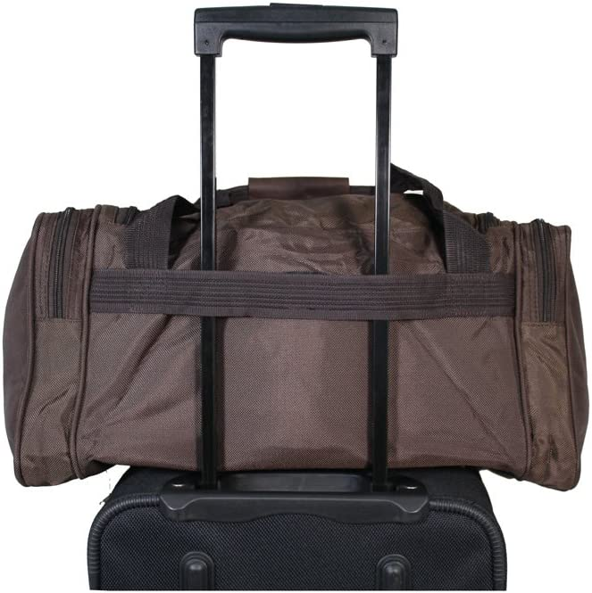 Black Preferred Nation High Voltage Carry On Suitcase