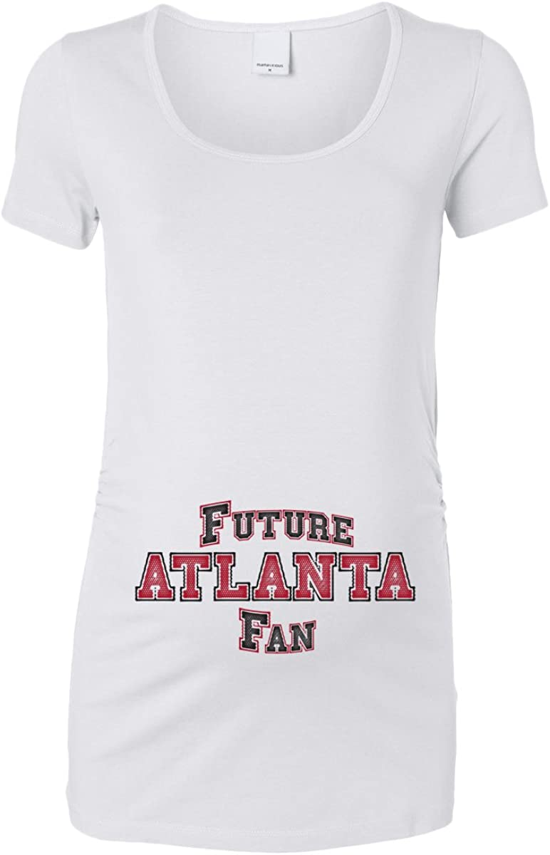 Atlanta Fan Women's Maternity T-Shirt