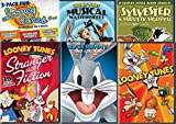 Looney Tunes Golden Collection 8-Film Mega Pack Looney Tunes Musical Masterpieces/ Looney Tunes Super Stars: Sylvester & Hippety Hopper - Marsupial Mayhem/ Looney Tunes Show Fun: Season 1 Vol 1, 2&3