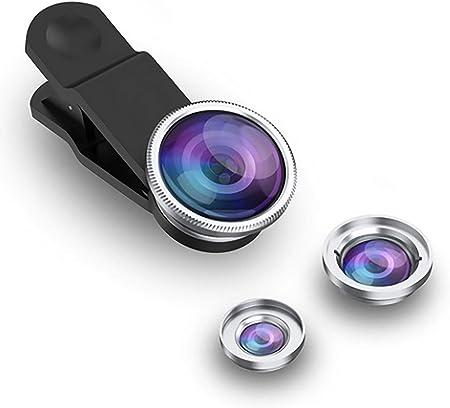 3 In 1 Handy Objektiv Set Clip On Kamera Adapter Für Elektronik