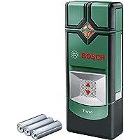 Bosch opspoorsysteem Truvo (voor metaal & stroomdraden in 70/50 mm detectiediepte; inhoud van de doos: truvo, 3x aaa…