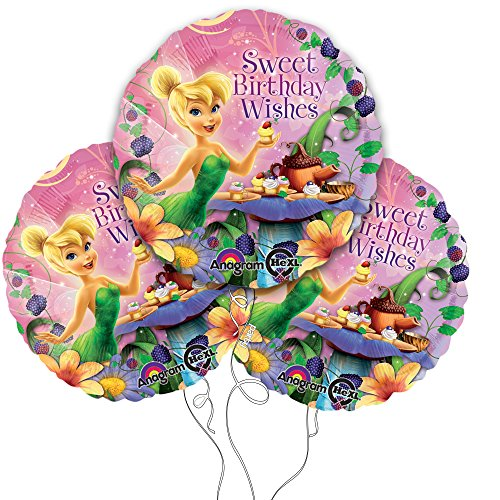 - Disney's Tinkerbell Happy Birthday 18