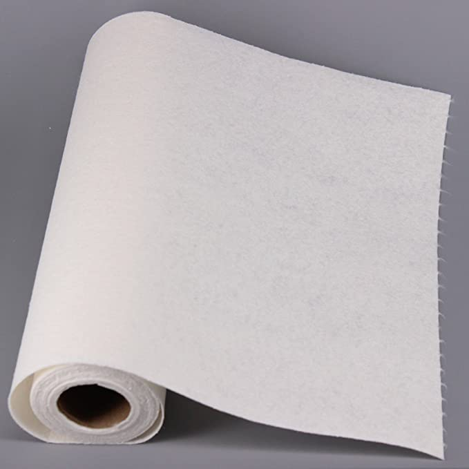Benail - Toallas de bambú reutilizables y lavables a máquina, diseño de rayón, 2 rollos de 40 hojas: Amazon.es: Hogar