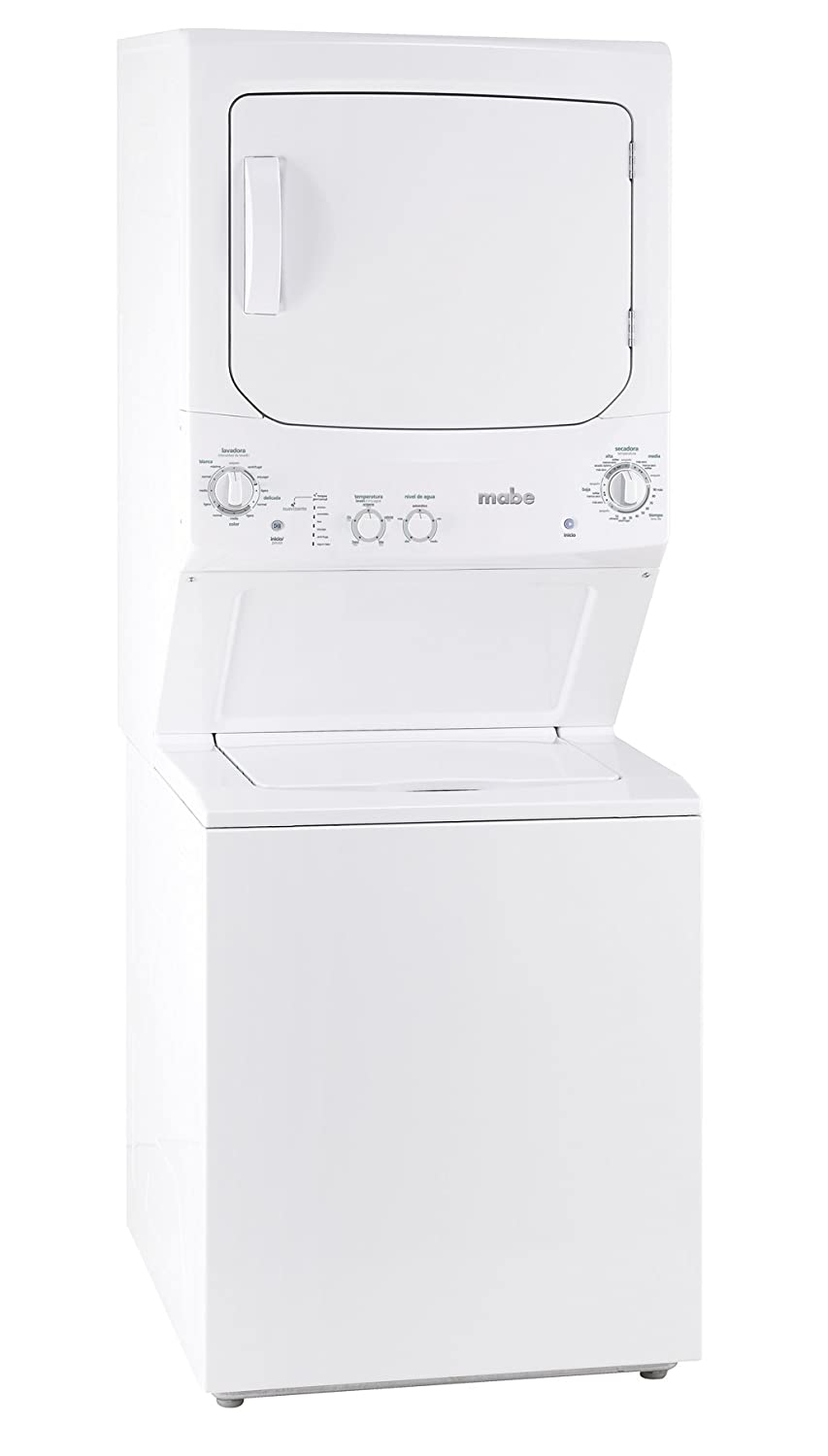 Mabe MCL6840PSBB Independiente Carga superior Blanco ...