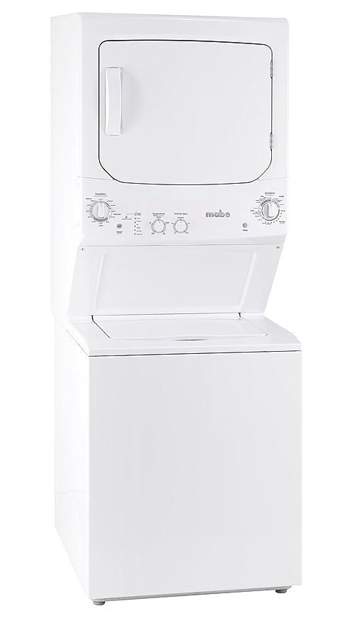 Mabe MCL6840PSBB Independiente Carga superior Blanco lavadora ...