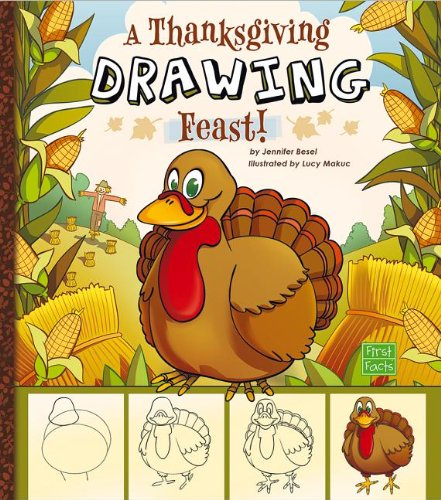 Download A Thanksgiving Drawing Feast! (Holiday Sketchbook) pdf