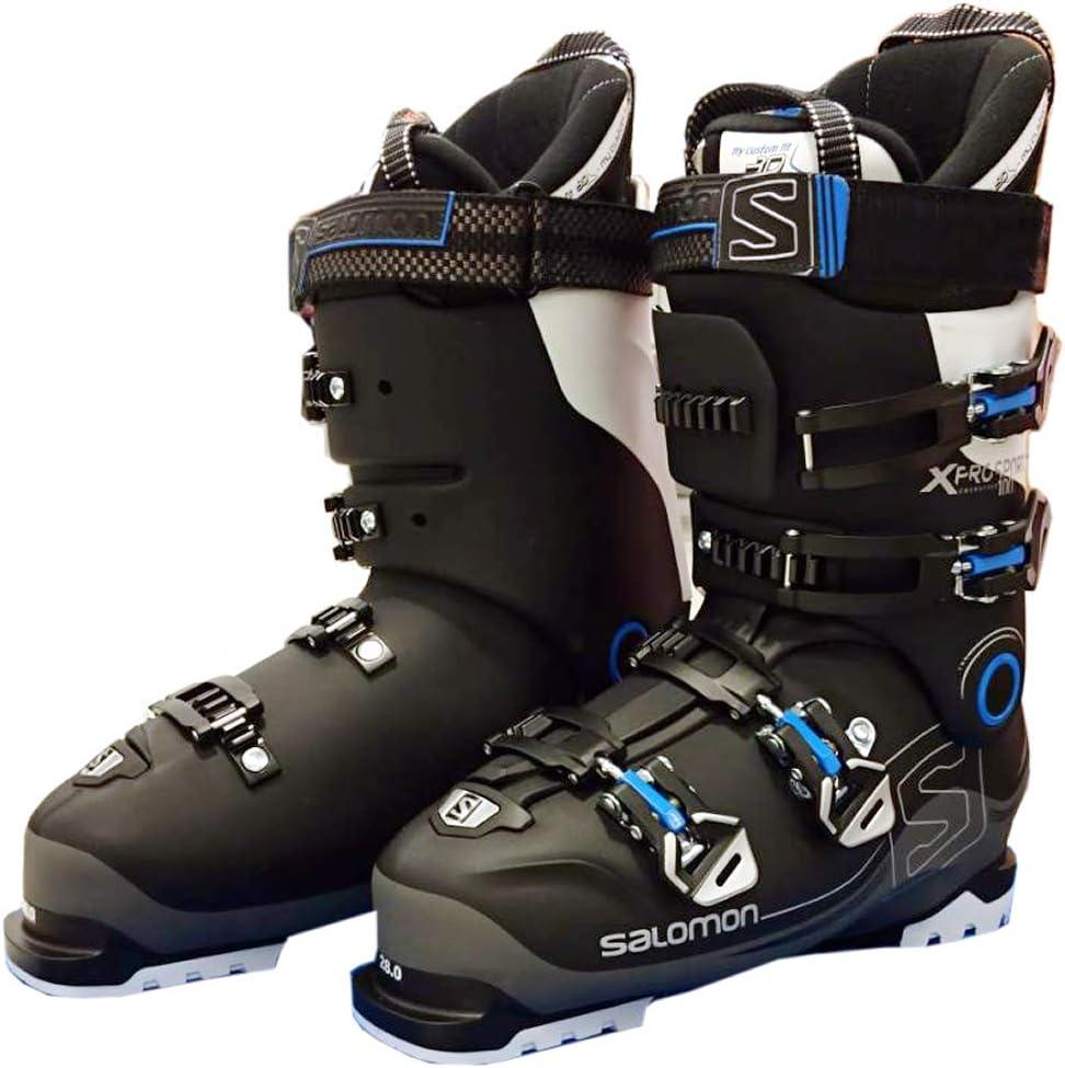 サロモン スキーブーツ メンズ エックスプロ スポーツ X-PRO SPORTS 100 BK/AN 26.0