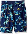 Tommy Bahama Little Boys' Rashguard and Trunks Swimsuit Set