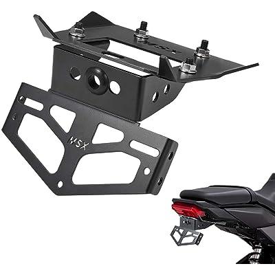 kemimoto Fender Eliminator Kits Compatible with Honda Grom MSX125 2020 2020 2020 License Plate Holder: Automotive