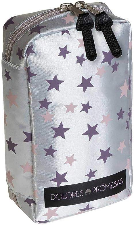 Busquets Estuche Compartimentos Multiusos Estrellas Dolores PROMESAS: Amazon.es: Juguetes y juegos