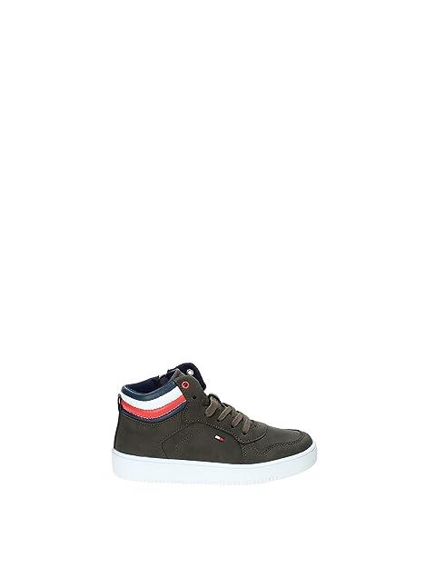 Tommy Hilfiger T3B4 30498 0743402 Sneakers Bambino: Amazon