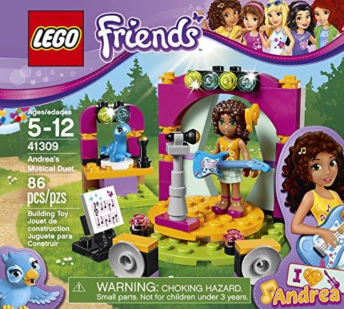 andrea lego friends