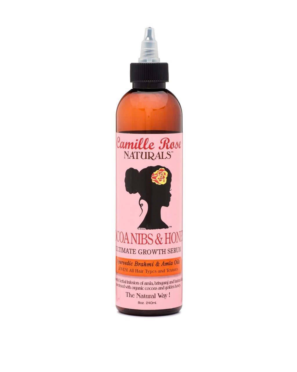 Camille Rose Naturals Ultimate Hair Growth Serum 8oz
