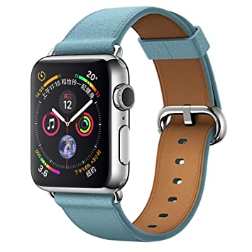 Accessory for Apple Watch Serise 4!!!Kacowpper New Fashion Genuine Leather Watch Band Wrist...