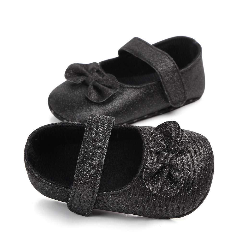 Newborn Baby Girl Bling Crib Shoes Soft Sole Winter Boots Prewalker Warm First Walker Casual Toddler Shoes