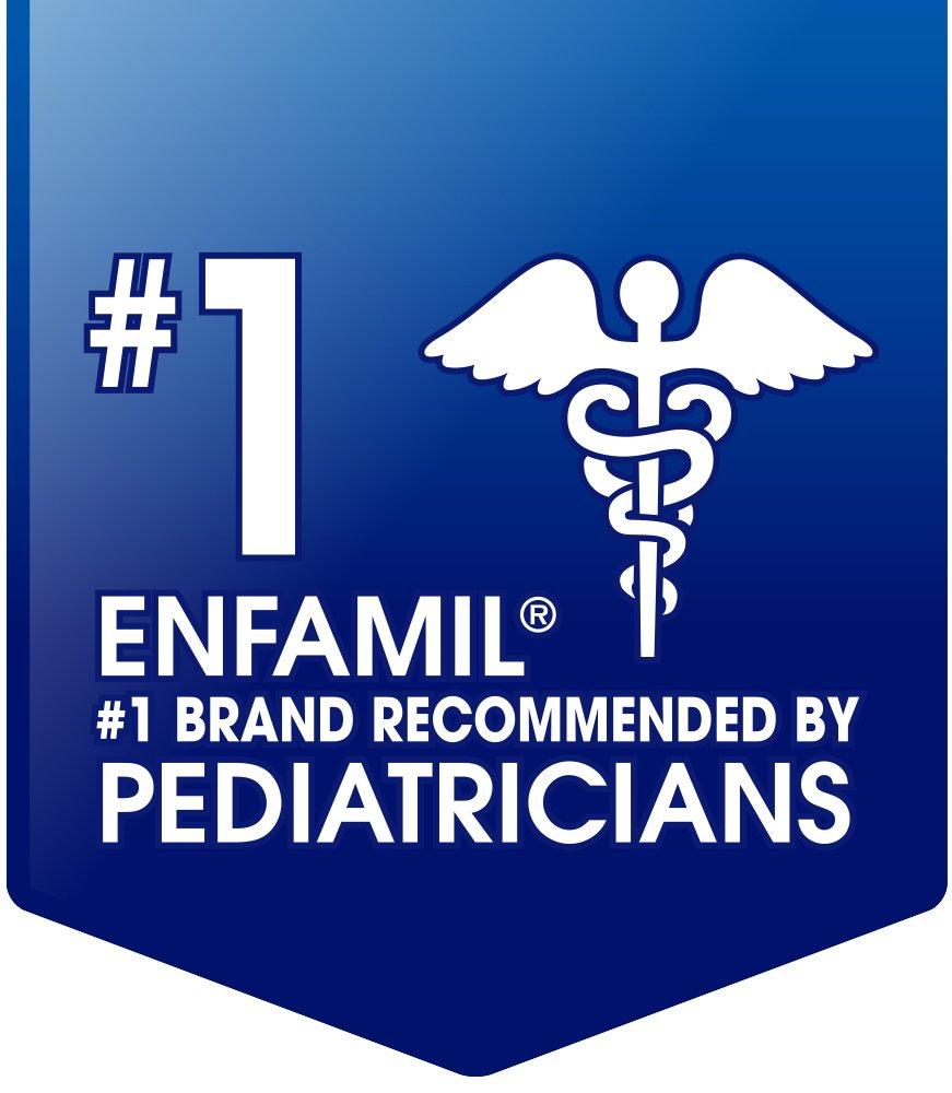 Enfamil PREMIUM Non-GMO Infant Formula - Reusable Powder Tub & Refills, 121.8 oz by Enfamil (Image #8)