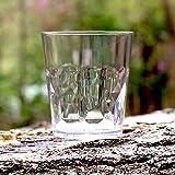 250-ml-8oz-Premium-Juego-de-4-tazas-de-colores-vasos-Tritan-sin-BPA-de-plstico-irrompible-100-Fabricado-en-Japn