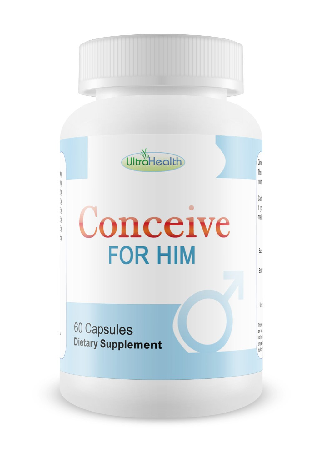 Conceive for Him - Male Fertility Supplement, Get PREGNANT, Conceive a Baby, Increase FERTILITY