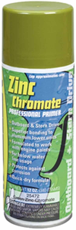 ZINC CHROMATE PRIMER GREEN