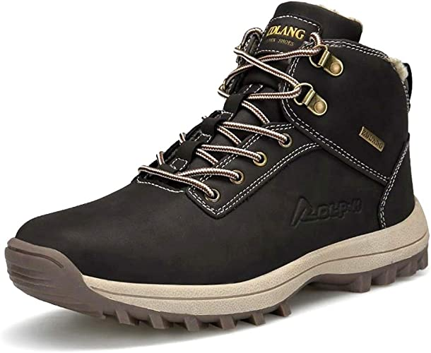 Weather Outdoor Boots Waterproof Lace