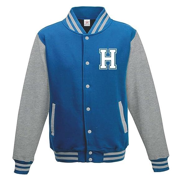 Custom initial VARSITY JACKET, personalised varsity jacket