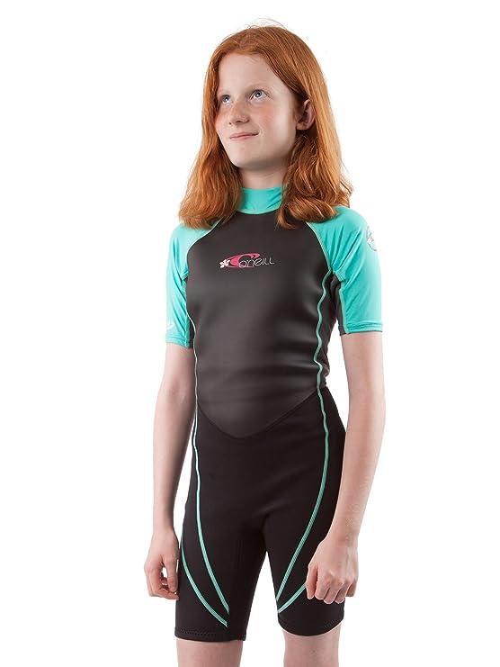 O Neill Reactor híbrida neopreno/lycra Shorty - Neopreno para surf natación snorkel: Amazon.es: Deportes y aire libre