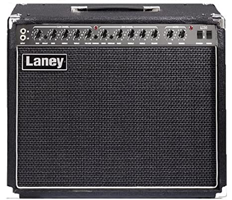 Laney lc50112 - Amplificador con lámpara para guitarra negro: Amazon.es: Instrumentos musicales