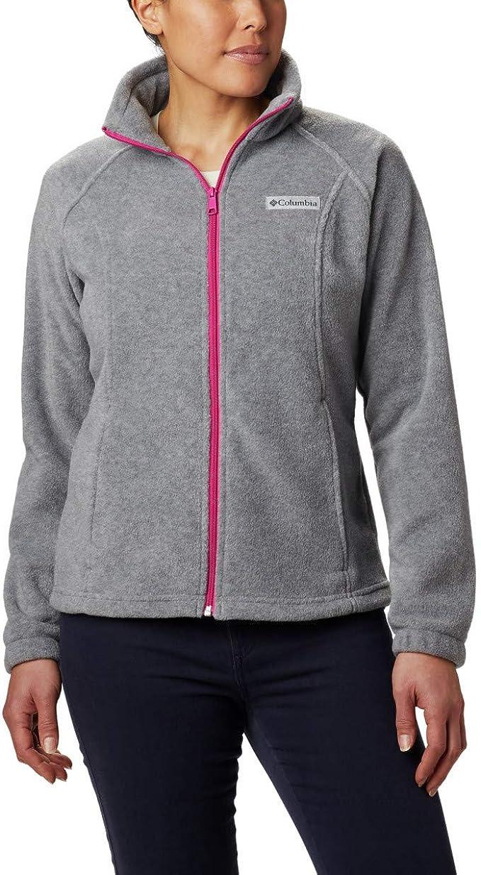 销量第一 Columbia Benton Springs 哥伦比亚 女款抓绒衣 XS码3.3折$19.98 海淘转运到手约¥186