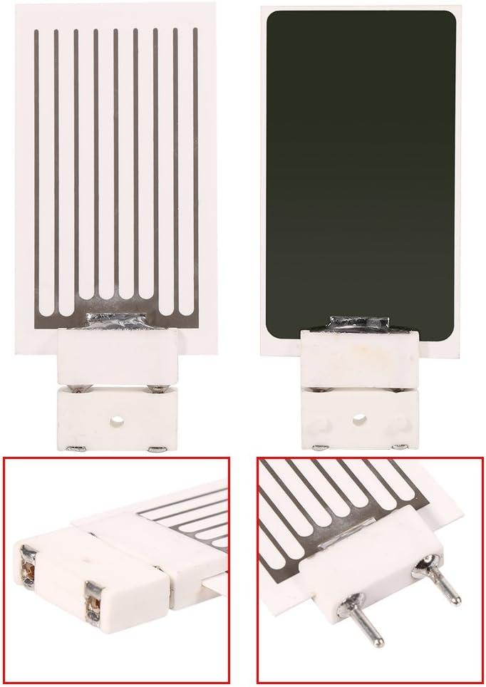 H con Base para Purificadores de Aire Piezas de Repuesto de Aire Fresco 5 Pcs Placas de Ozono 3.5G