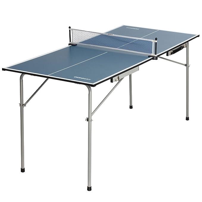 Donnay - Mini Mesa de Ping Pong para Interiores (Unisex, Talla ...