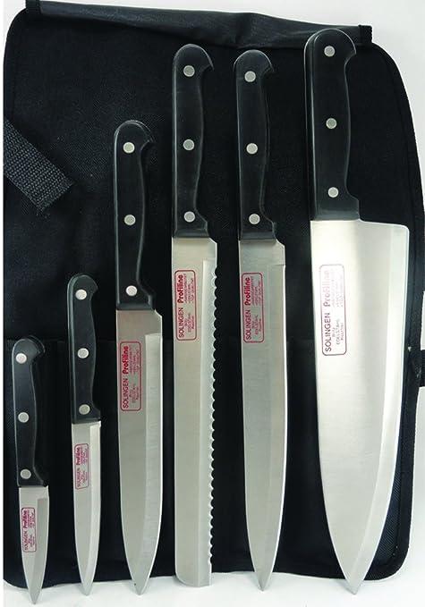 Amazon.com: Solingen Alemania ProfiLine, cuchillo de chef ...