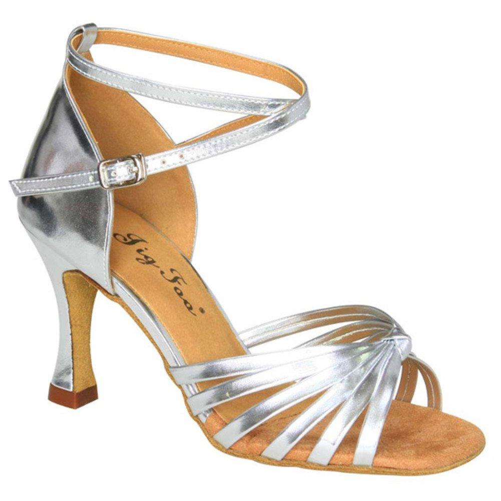 Damen Latein Tanzschuhe für Erwachsene Weiche Weiche Weiche Rutschfeste Schuhe tragen Ballroom Dance Ballroom Dance Schuhe B01NBJ2PW1 Tanzschuhe Modisch 07e51c
