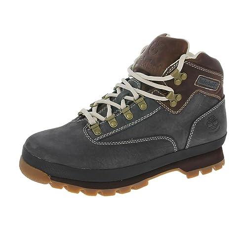Timberland - Zapatillas de Senderismo para Hombre, Color Gris, Talla 43,5 EU: Amazon.es: Zapatos y complementos