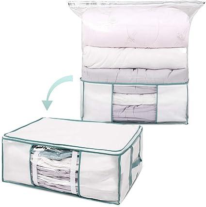 De rangement sous vide aspiration Sac Triple votre stockage Pack et Seal Petit Large UK