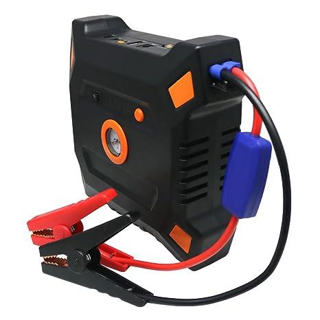 Portátil Coche Jump Starter para Auto Lancha motora Yacht Cargar para el teléfono móvil, ordenador, máquinas de juegos, cámaras digitales, etc.