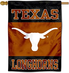 College Flags & Banners Co. Texas Longhorns Banner House Flag