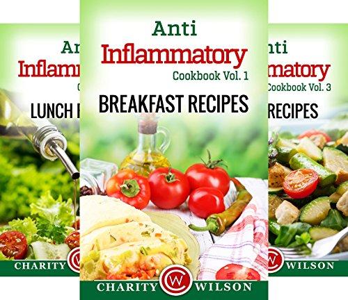 Anti-Inflammatory Recipes (3 Book Series)