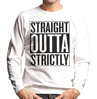 Coto7 Straight Outta Strictly Come Dancing Men's Sweatshirt