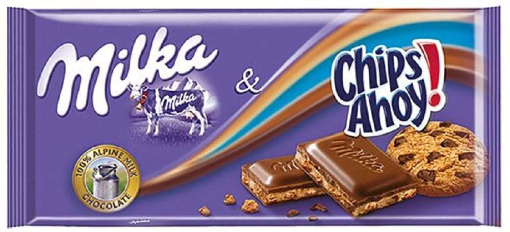 Milka Chips Ahoy! 100g