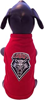 product image for NCAA New Mexico Lobos Cotton Lycra Dog Tank Top, X-Large