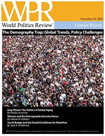 The Demography Trap Global Trends Policy Challenges World