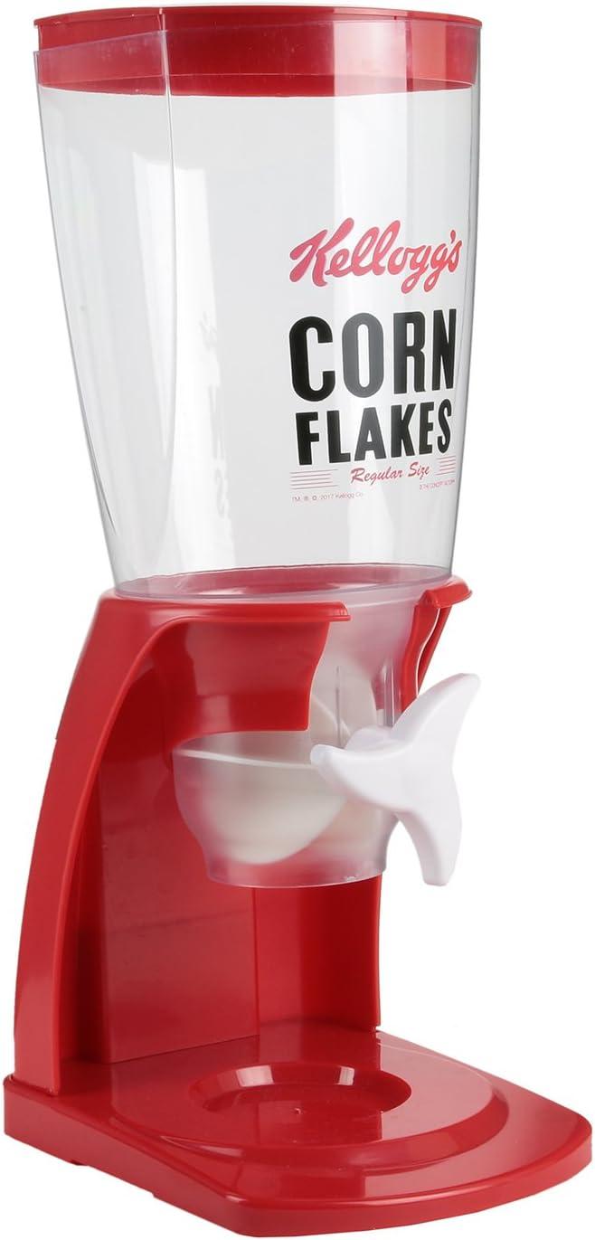 Kellogg S kg3065/Distributore di Cereali 15,8/x 20,5/x 40,2/cm Plastica Rosso
