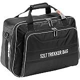 Givi - Sac - interne pour Top case Trekker 52 litres - Couleur : Noir