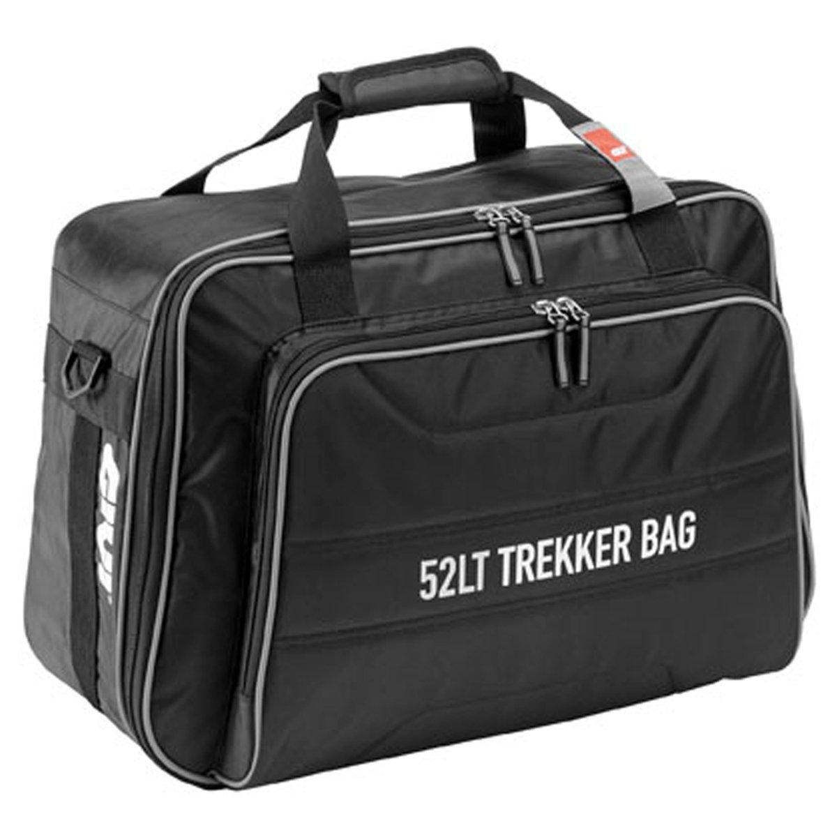 GIVI T490 tasca interna per Bauletto Trekker TRK52, Nero, 40