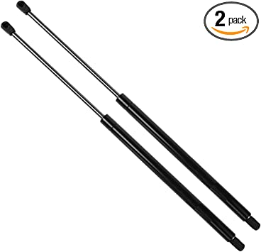 2 Rear Door TailGate Liftgate Lift Supports Struts For 2006 Chevrolet Tahoe