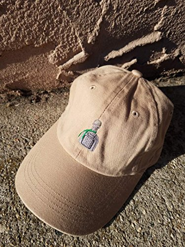 cb2d5cb05b0 TheMonsta Patron Style Dad Hat Washed Cotton Polo Baseball Cap (Beige) at  Amazon Men s Clothing store