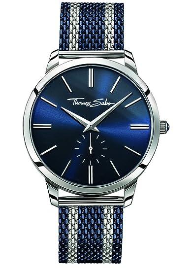 Thomas Sabo, Reloj para Hombre WA0268-281-209-42 mm